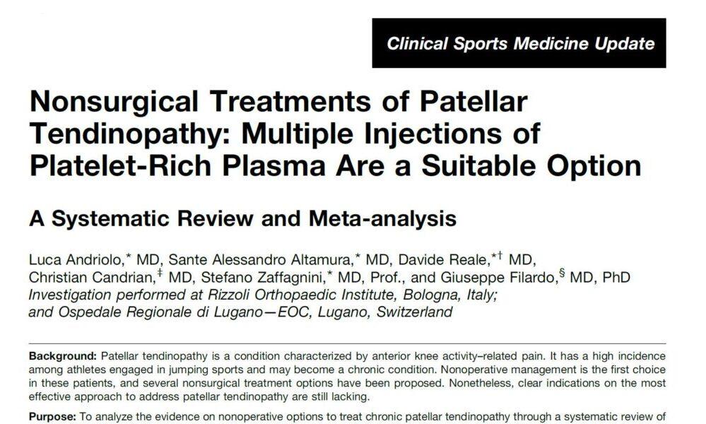 PRP behandling - forskning