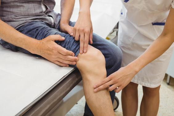 Ont i knät - Artros