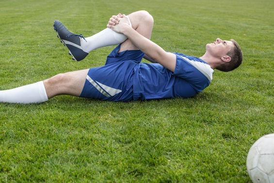 Ont i knät - Kroniskt kompartmentsyndrom