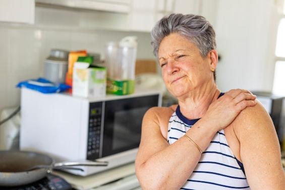 Axelledsartros - ont i axeln - Elit Ortopedi