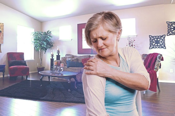 Frozen shoulder - Ont i axeln - Elit Ortopedi