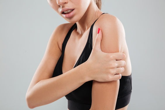 Rotatorcuffruptur - ont i axeln - Elit Ortopedi