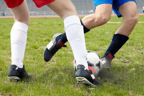 Besvär efter fotledsstukning - ont i foten