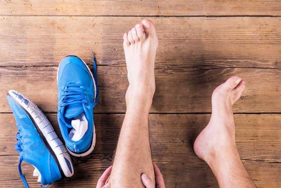 Mortons sjukdom - ont i foten