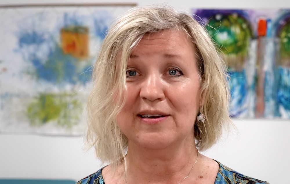 Anita Lundgren - konstnär