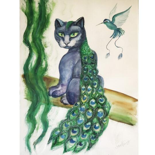 Sara Norrwing - Dreamcat