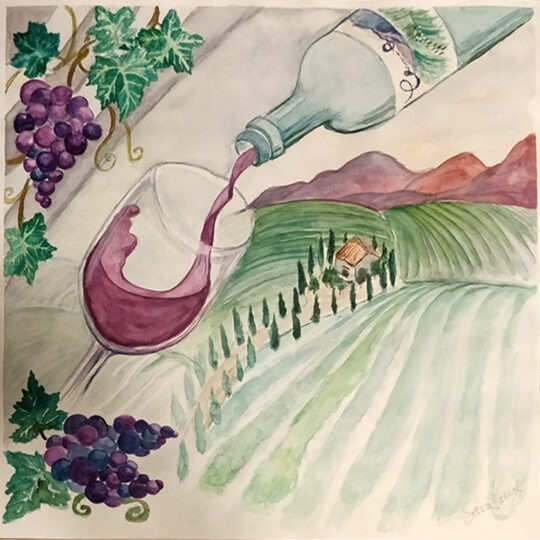 Sara Norrwing - Drömmen om Italien