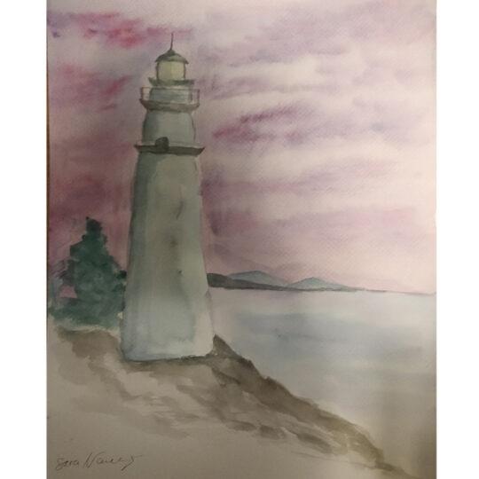 Sara Norrwing - Lighthouse
