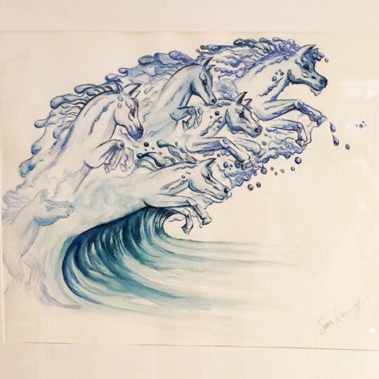 Sara Norrwing - Water spirit
